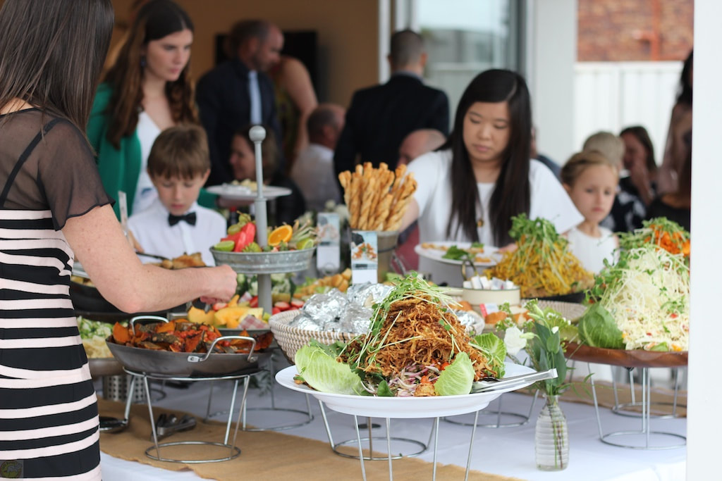 Wedding Caterers Sunshine Coast